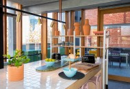 Neal Pritchard: The interior of the Alex Hotel in Perth