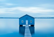Neal Pritchard: A boathouse in Perth that's a popular wedding photo site